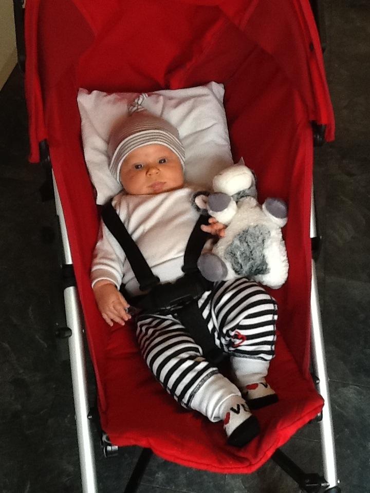 Bästa barnvagnen del 2: Resevagn från Chicco (2/2)