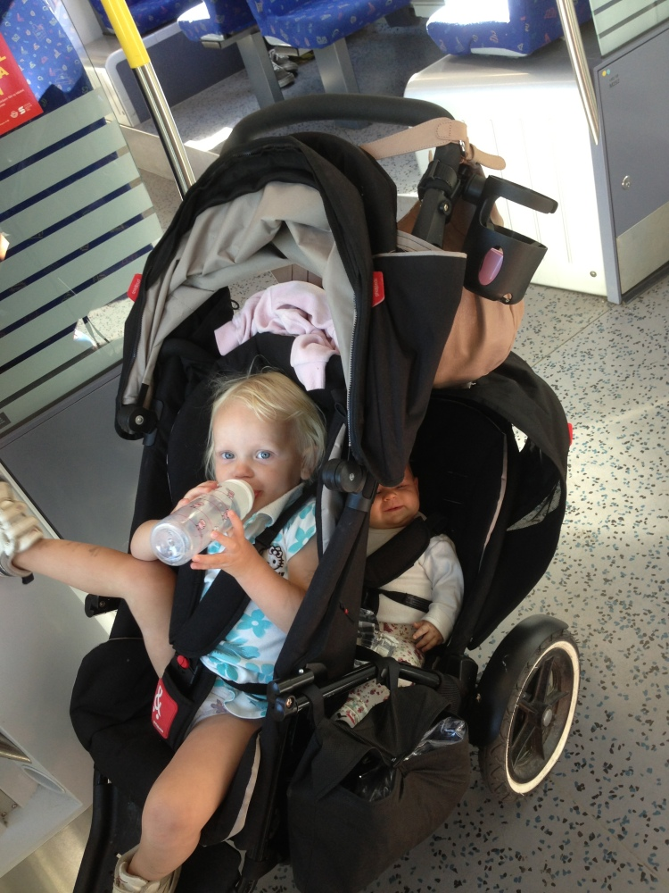 Bästa barnvagnen del 1: Phil & Teds Navigator (4/6)