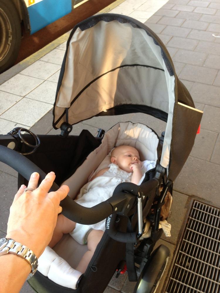 Bästa barnvagnen del 1: Phil & Teds Navigator (6/6)